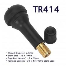 Tire Valve - TR414 (100PCS / BAG)